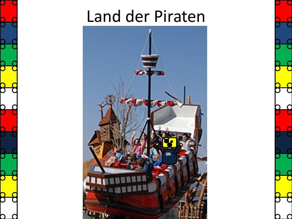 Land der Piraten Ich liebe Legoland!