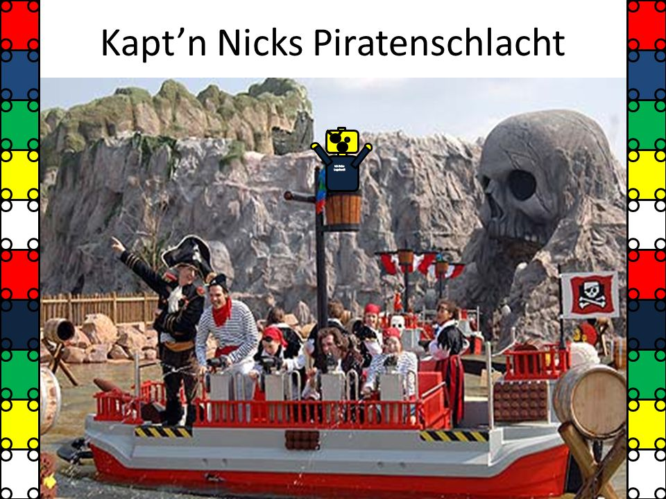 Kapt'n Nicks Piratenschlacht