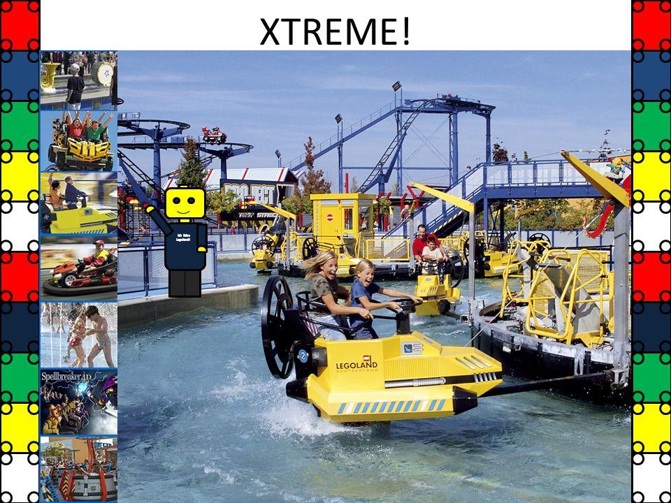 XTREME! Ich liebe Legoland!