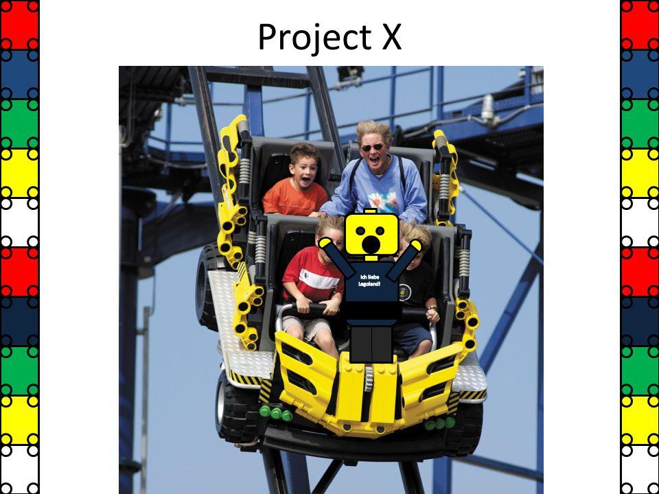 Project X Ich liebe Legoland!