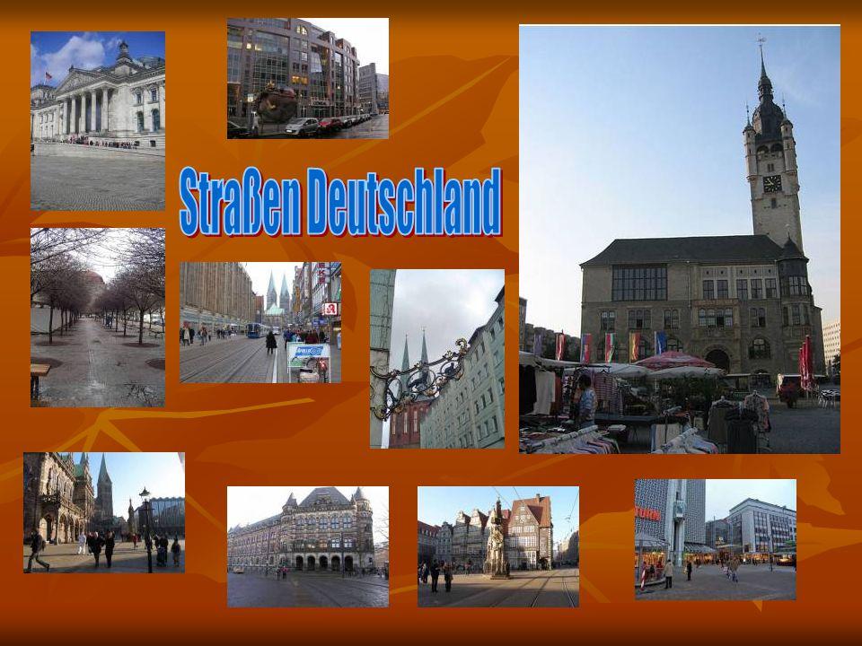 Straßen Deutschland