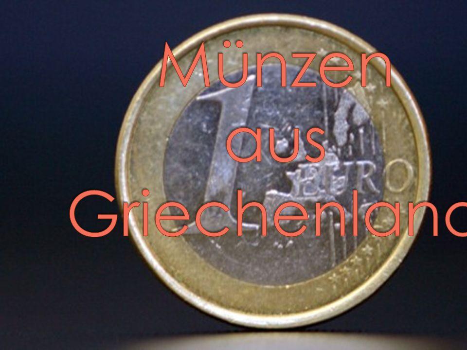 Μünzen aus Griechenland