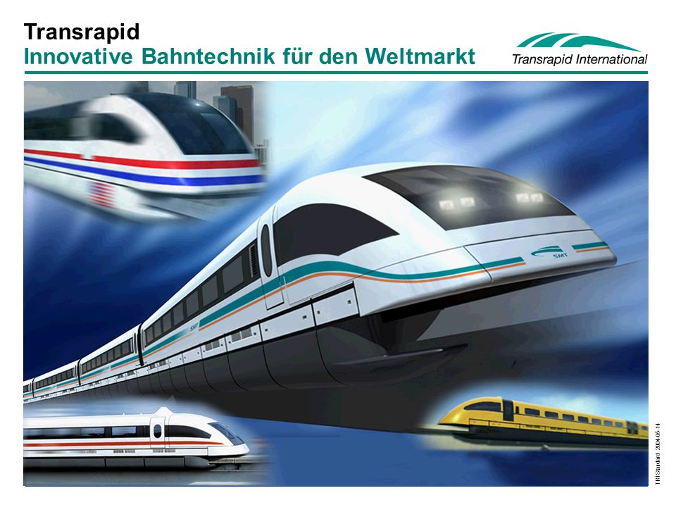 Innovative Bahntechnik für den Weltmarkt