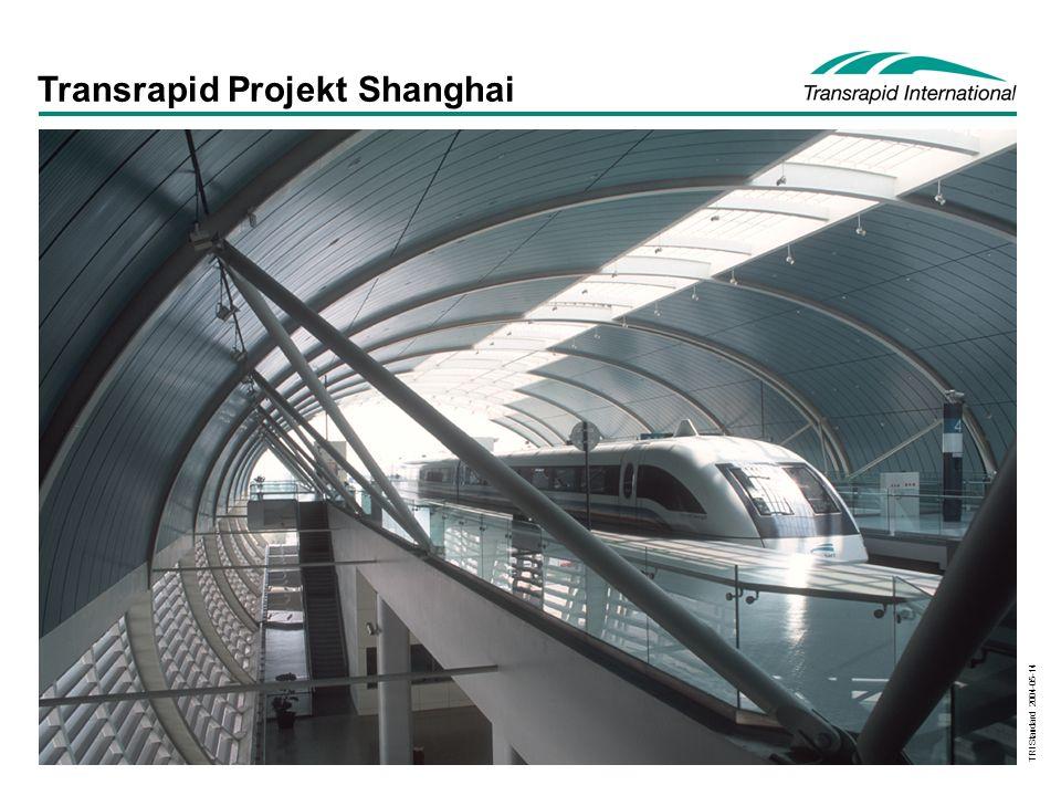 Transrapid Projekt Shanghai