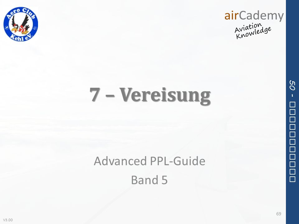 Advanced PPL-Guide Band 5