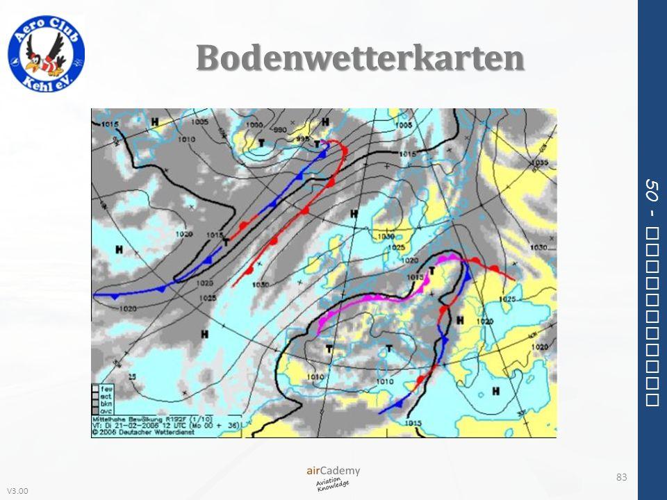 Bodenwetterkarten