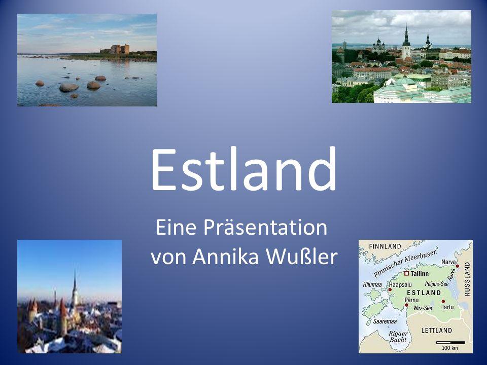 Eine Präsentation von Annika Wußler