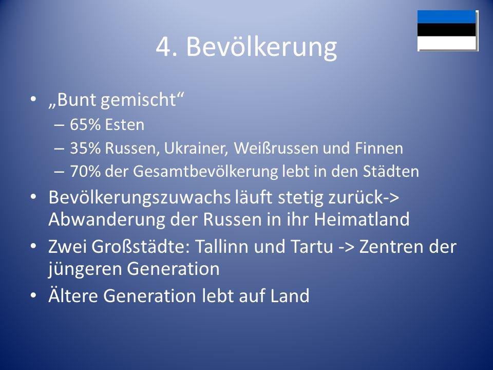 """4. Bevölkerung """"Bunt gemischt"""