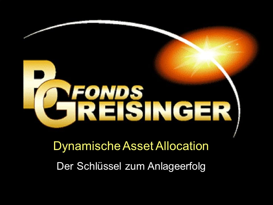 Dynamische Asset Allocation