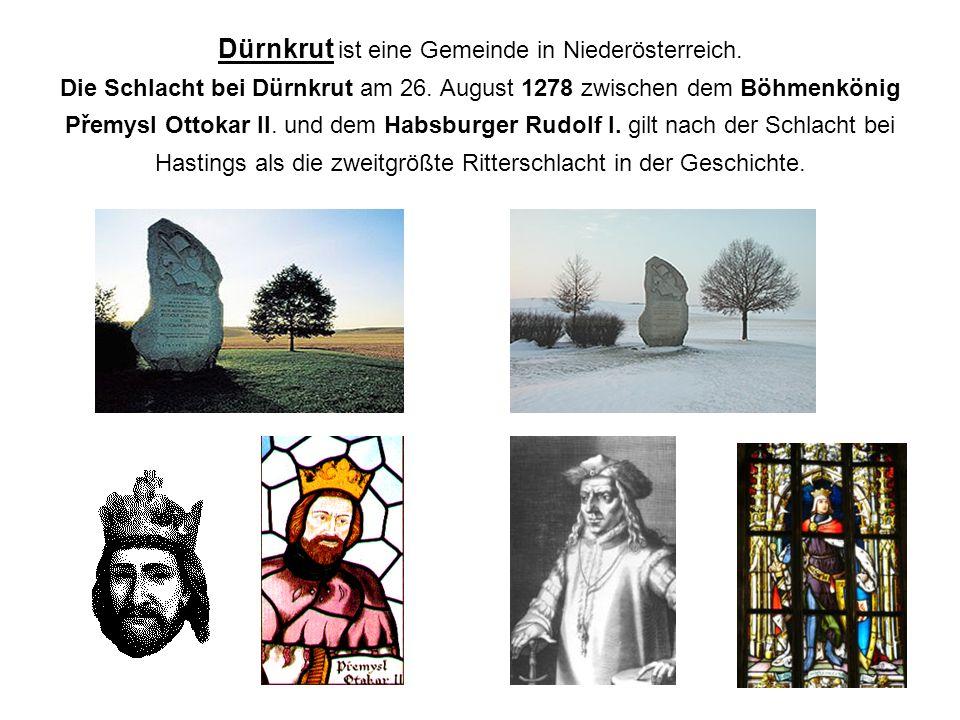 Dürnkrut ist eine Gemeinde in Niederösterreich
