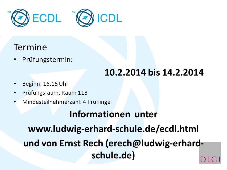 und von Ernst Rech (erech@ludwig-erhard-schule.de)