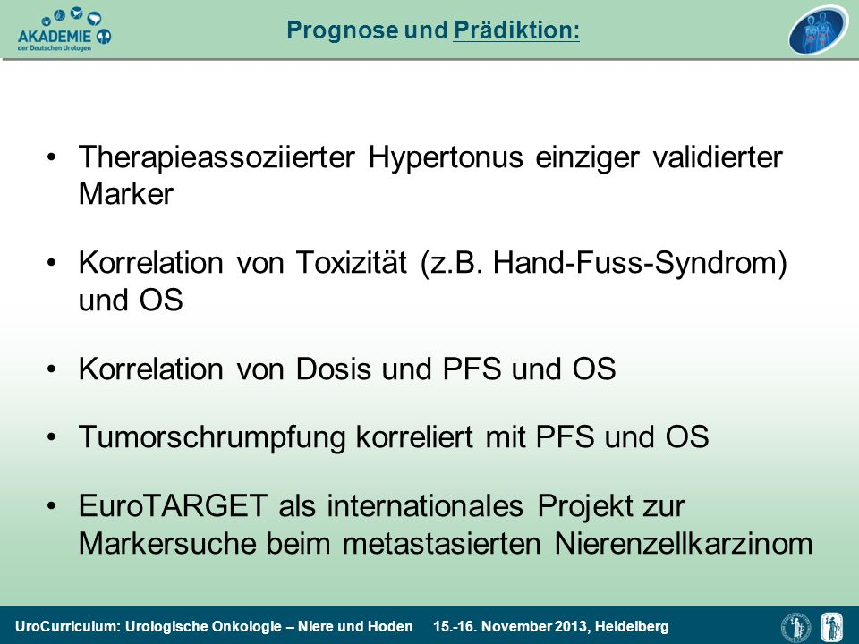 Prognose und Prädiktion: