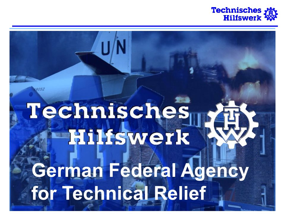 German Federal Agency for Technical Relief