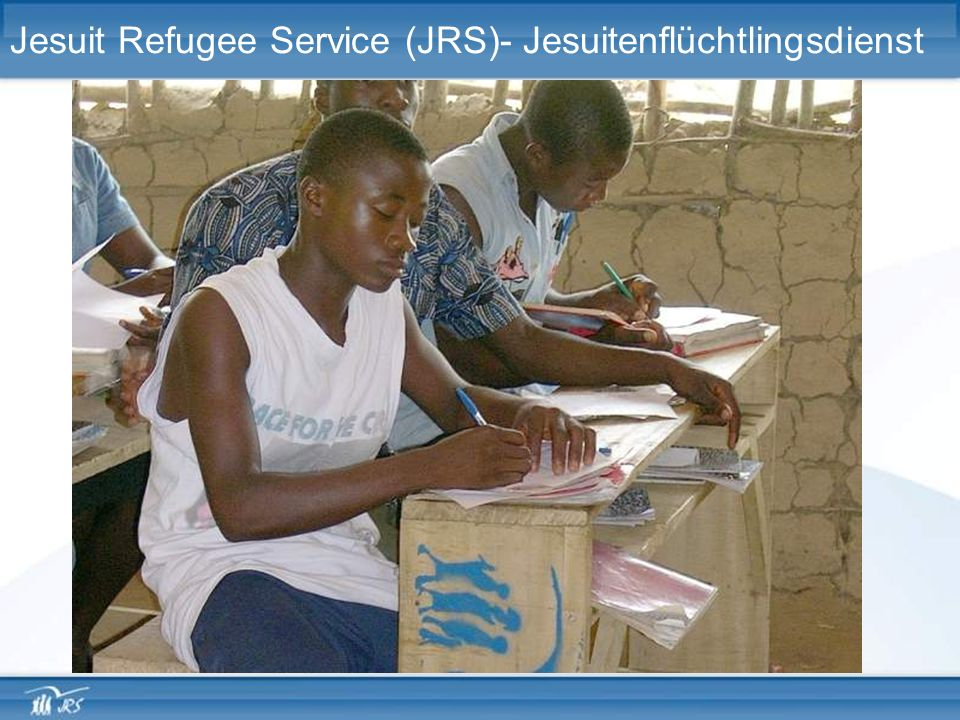 Jesuit Refugee Service (JRS)- Jesuitenflüchtlingsdienst