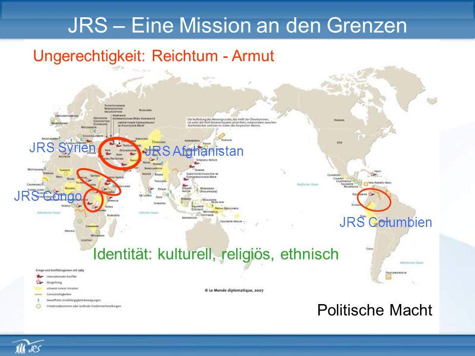 JRS – Eine Mission an den Grenzen