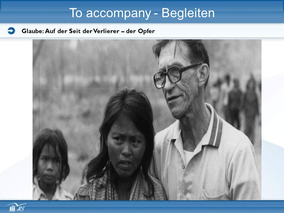 To accompany - Begleiten