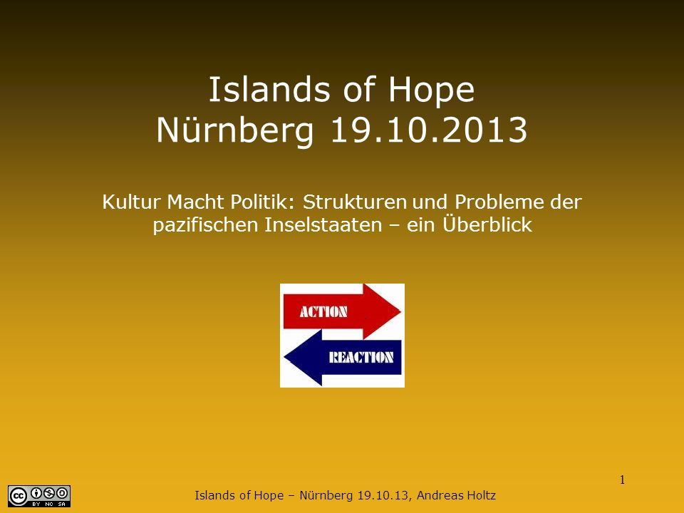 Islands of Hope – Nürnberg 19.10.13, Andreas Holtz
