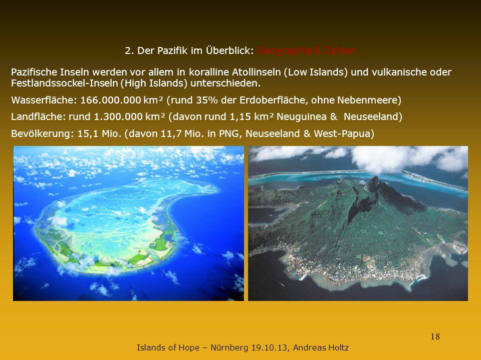 2. Der Pazifik im Überblick: Geographie & Zahlen