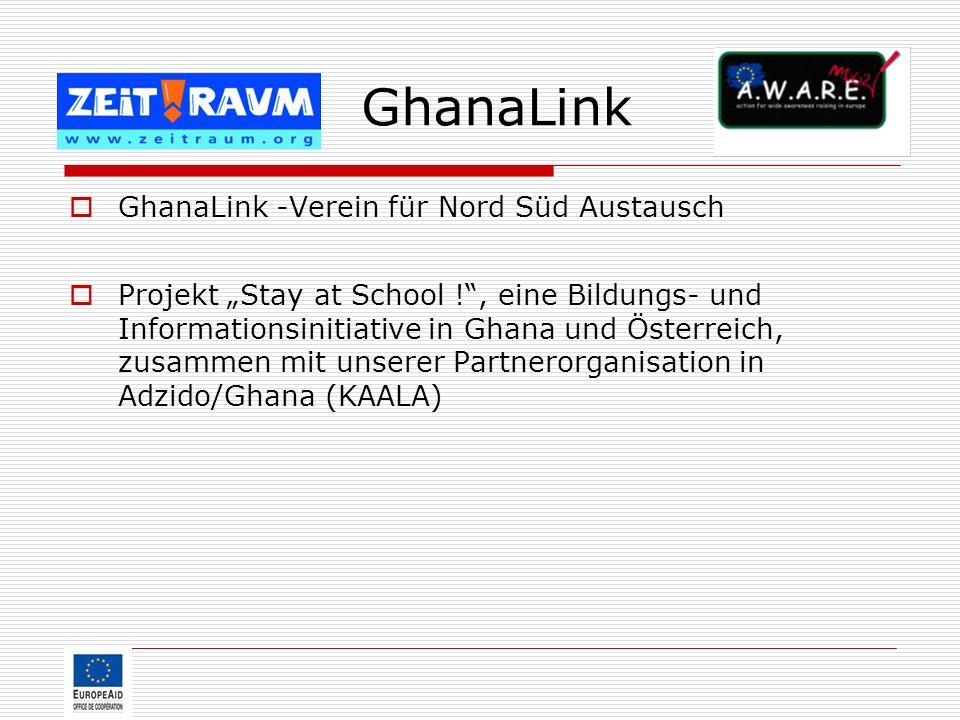 GhanaLink GhanaLink -Verein für Nord Süd Austausch