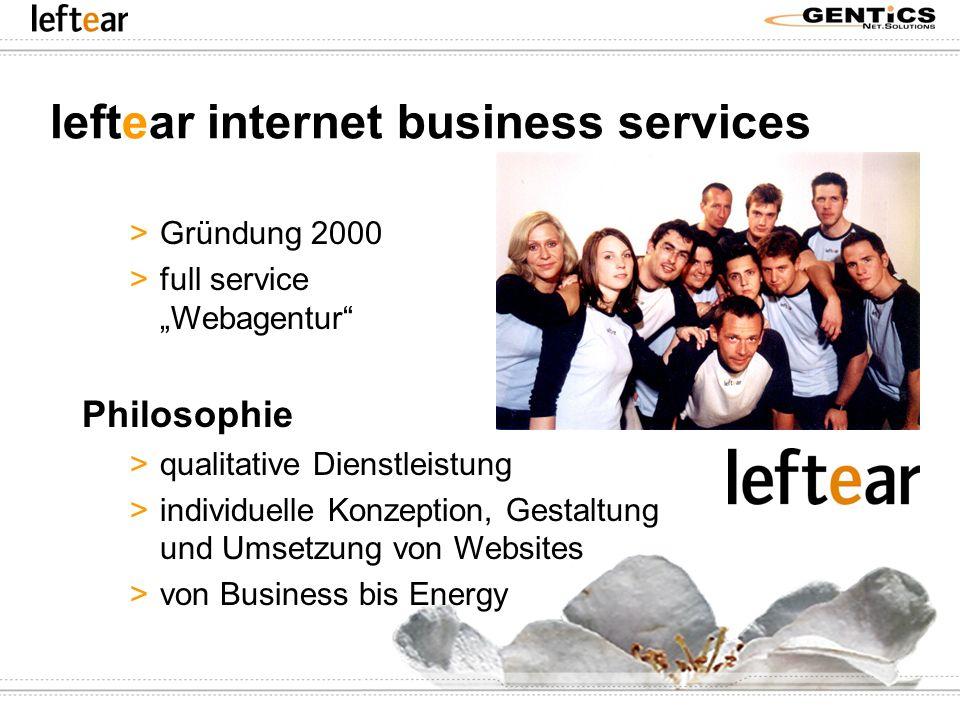 leftear internet business services