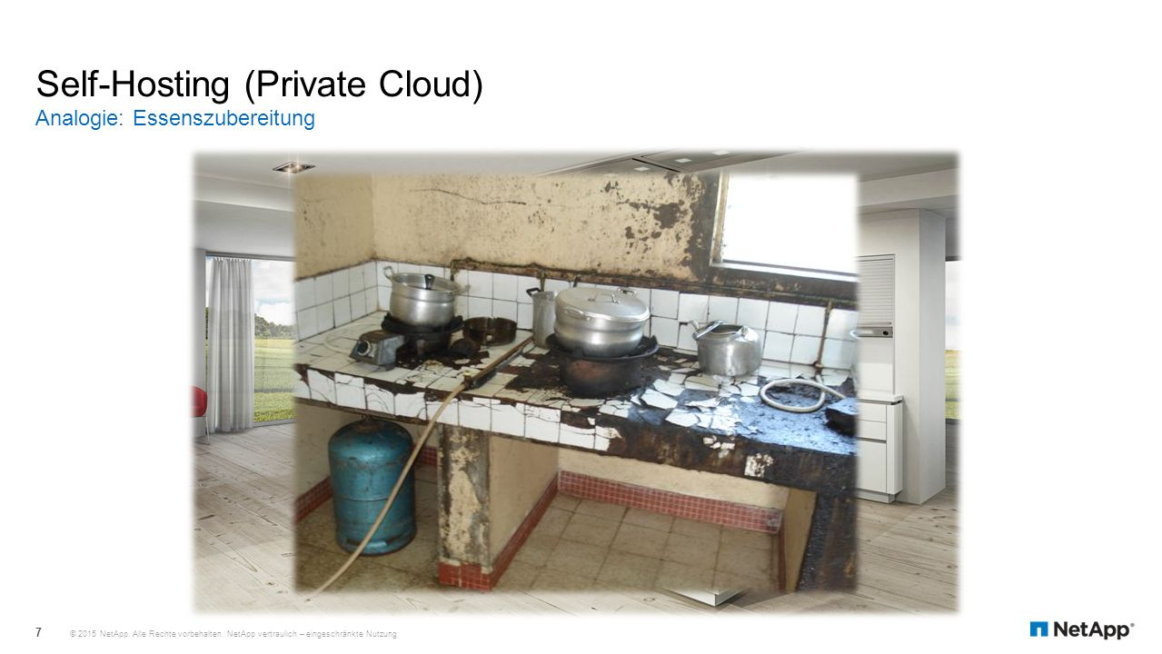 Self-Hosting (Private Cloud)