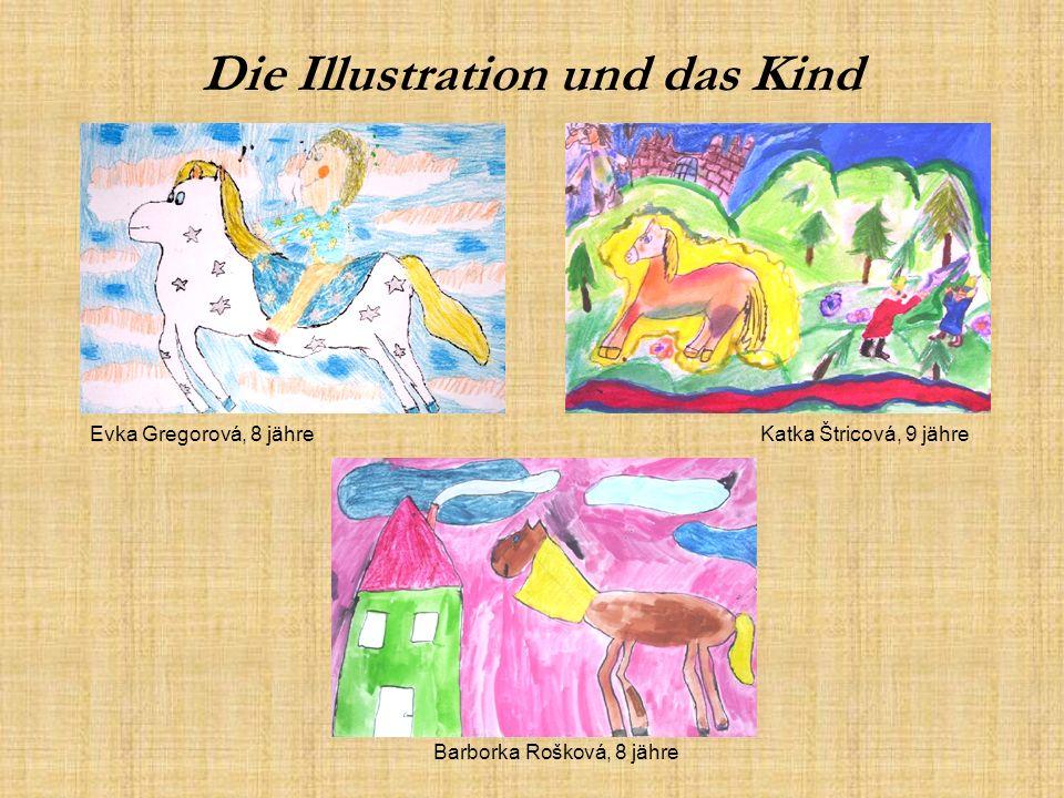 Die Illustration und das Kind