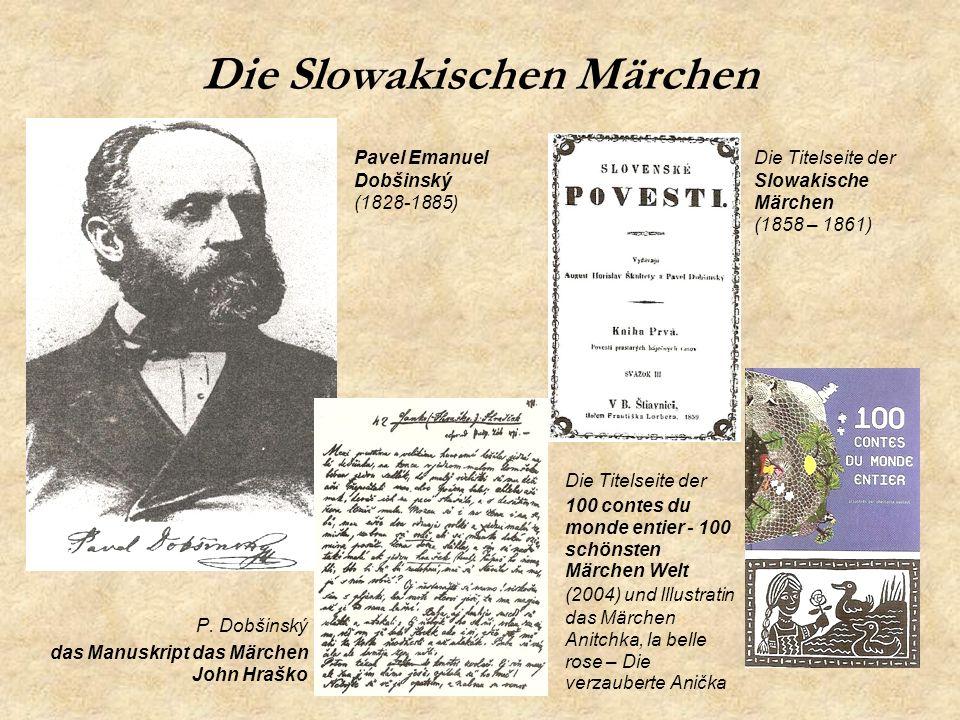 Die Slowakischen Märchen