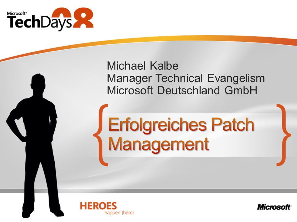 Erfolgreiches Patch Management