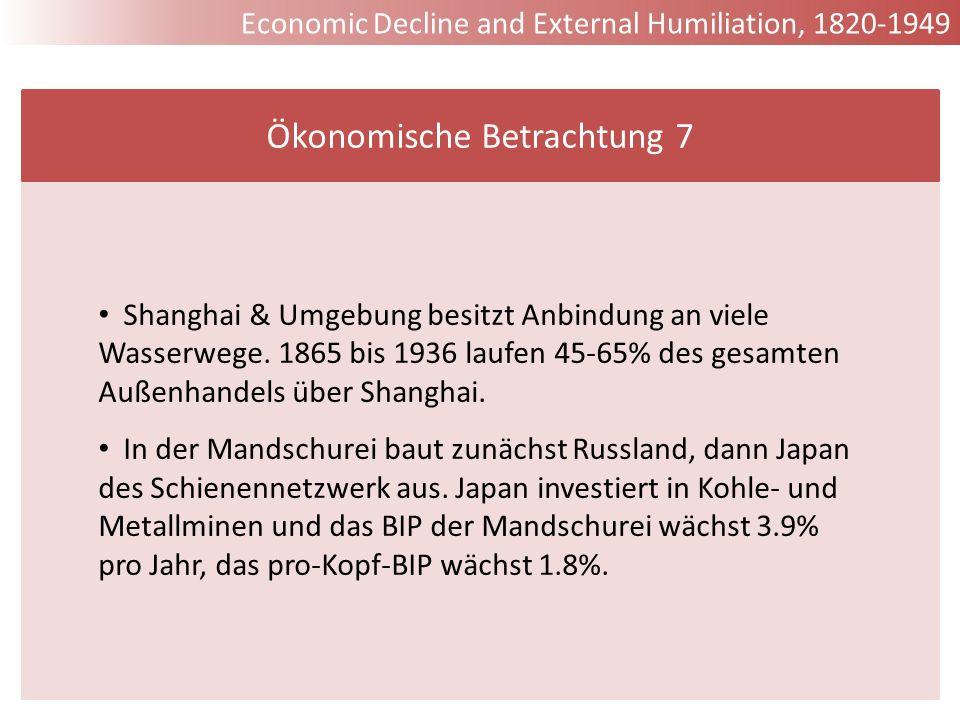 Ökonomische Betrachtung 7