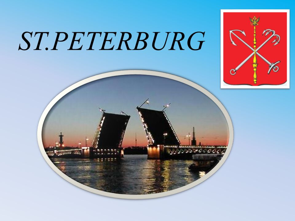 ST.PETERBURG