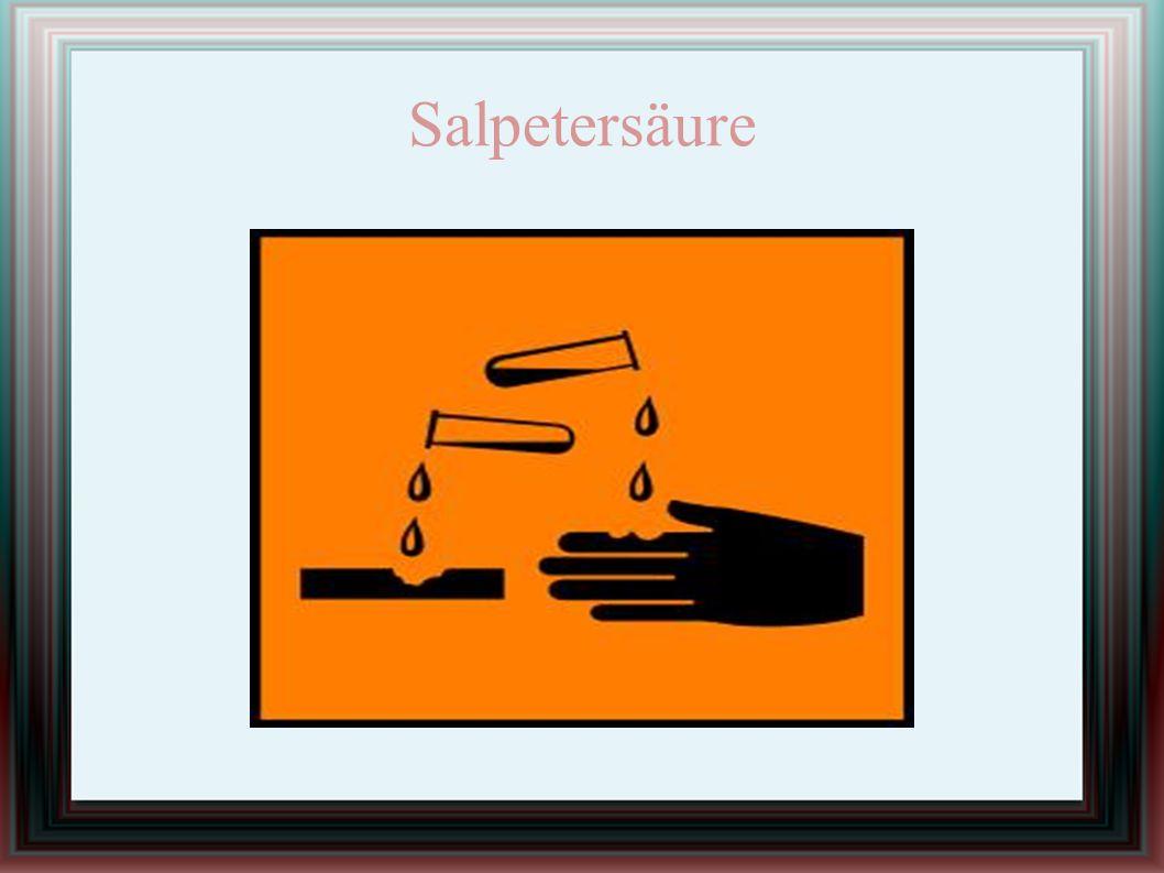 Salpetersäure