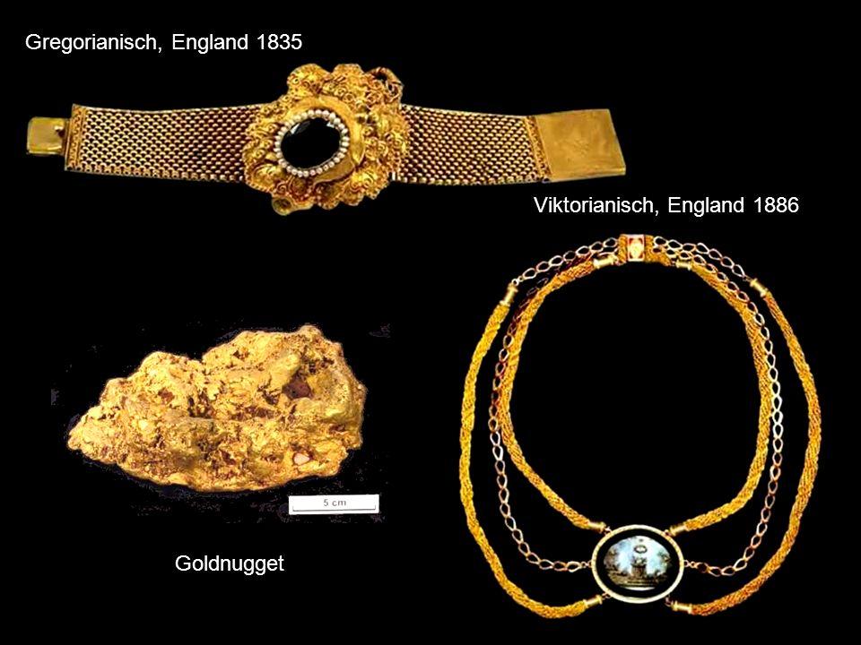 Gregorianisch, England 1835