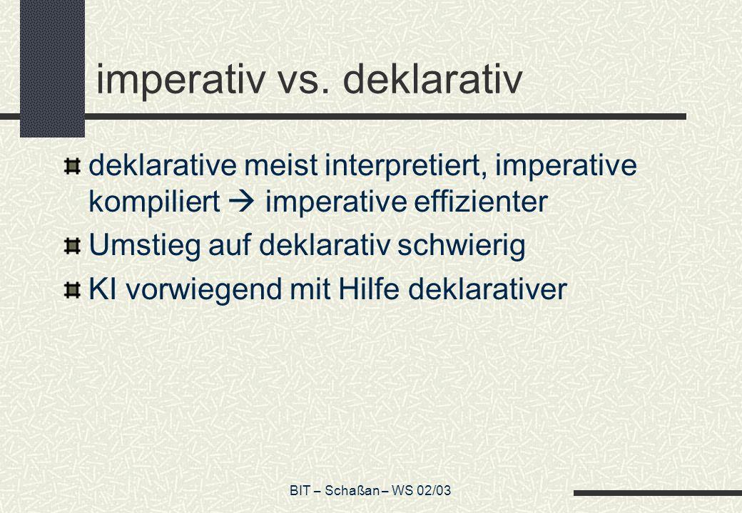imperativ vs. deklarativ