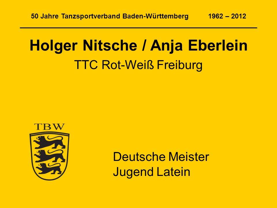 Holger Nitsche / Anja Eberlein