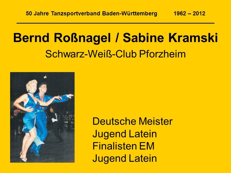 Bernd Roßnagel / Sabine Kramski