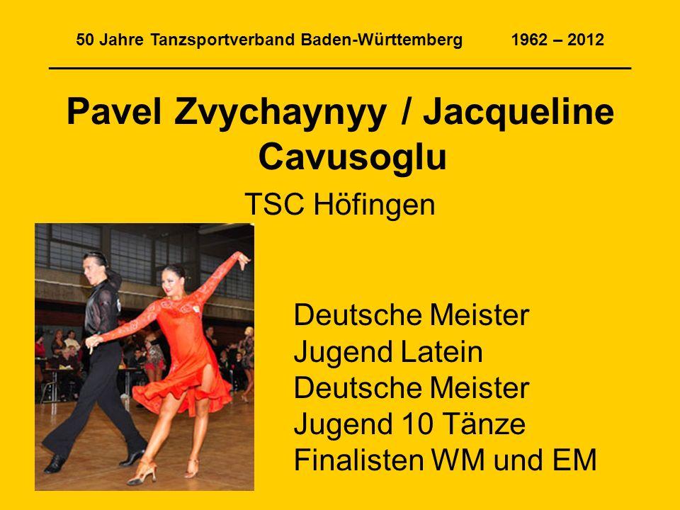 Pavel Zvychaynyy / Jacqueline Cavusoglu