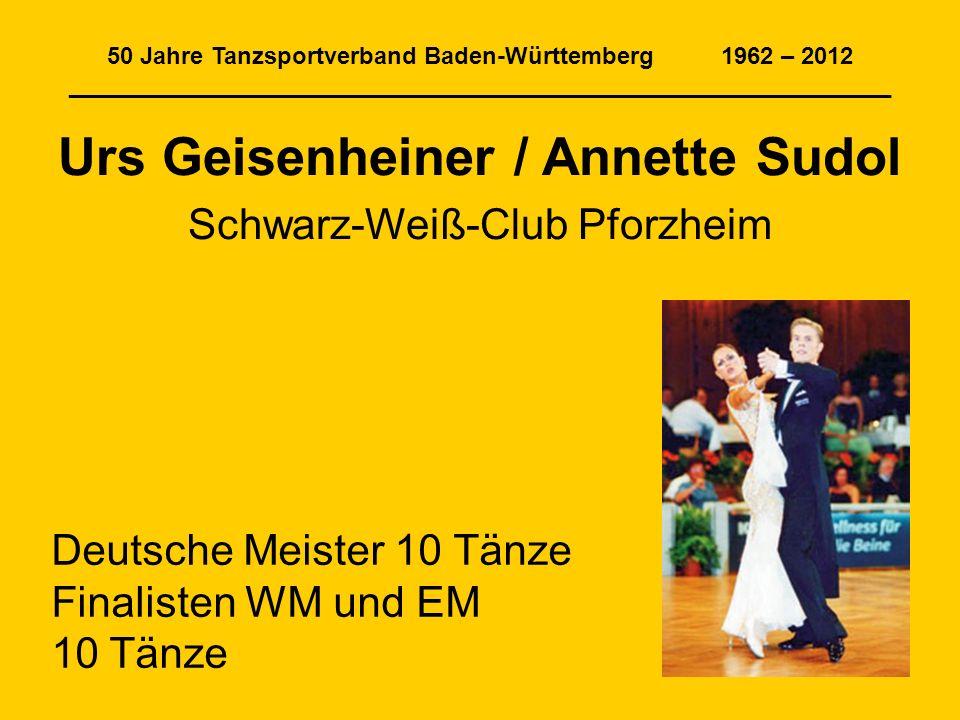 Urs Geisenheiner / Annette Sudol