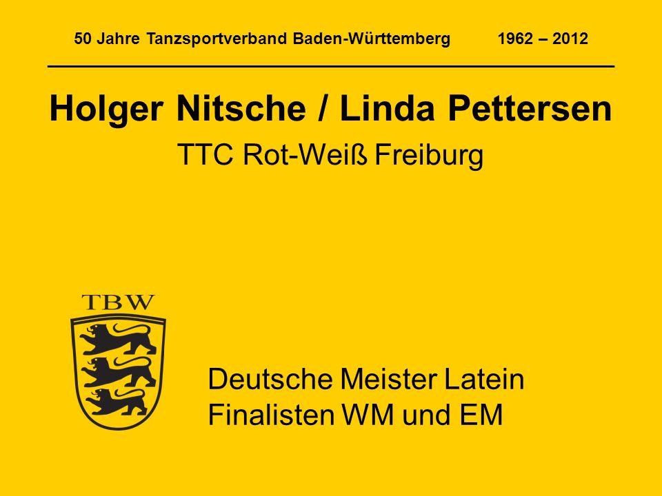 Holger Nitsche / Linda Pettersen