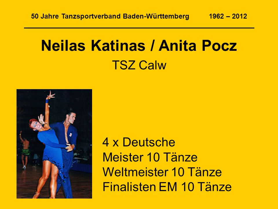 Neilas Katinas / Anita Pocz