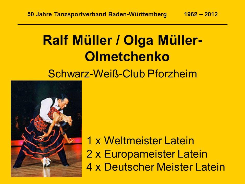 Ralf Müller / Olga Müller-Olmetchenko