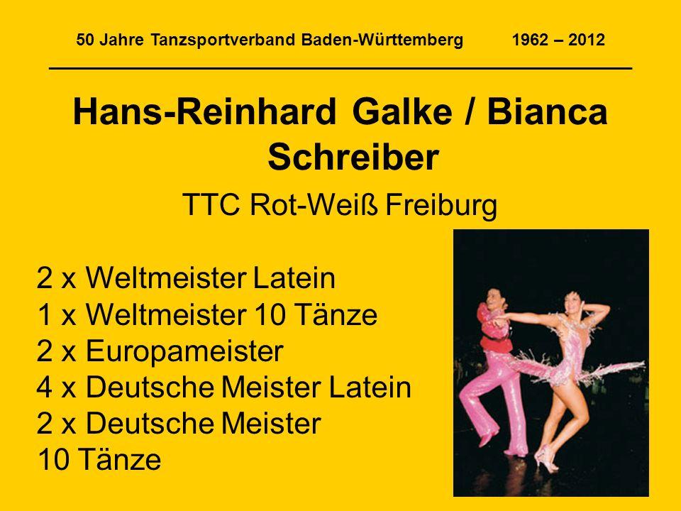 Hans-Reinhard Galke / Bianca Schreiber