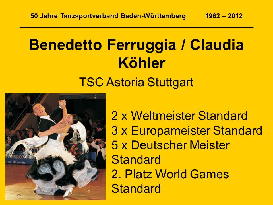 Benedetto Ferruggia / Claudia Köhler