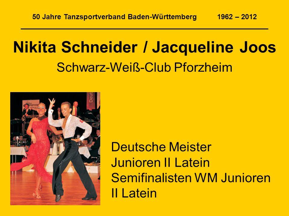 Nikita Schneider / Jacqueline Joos