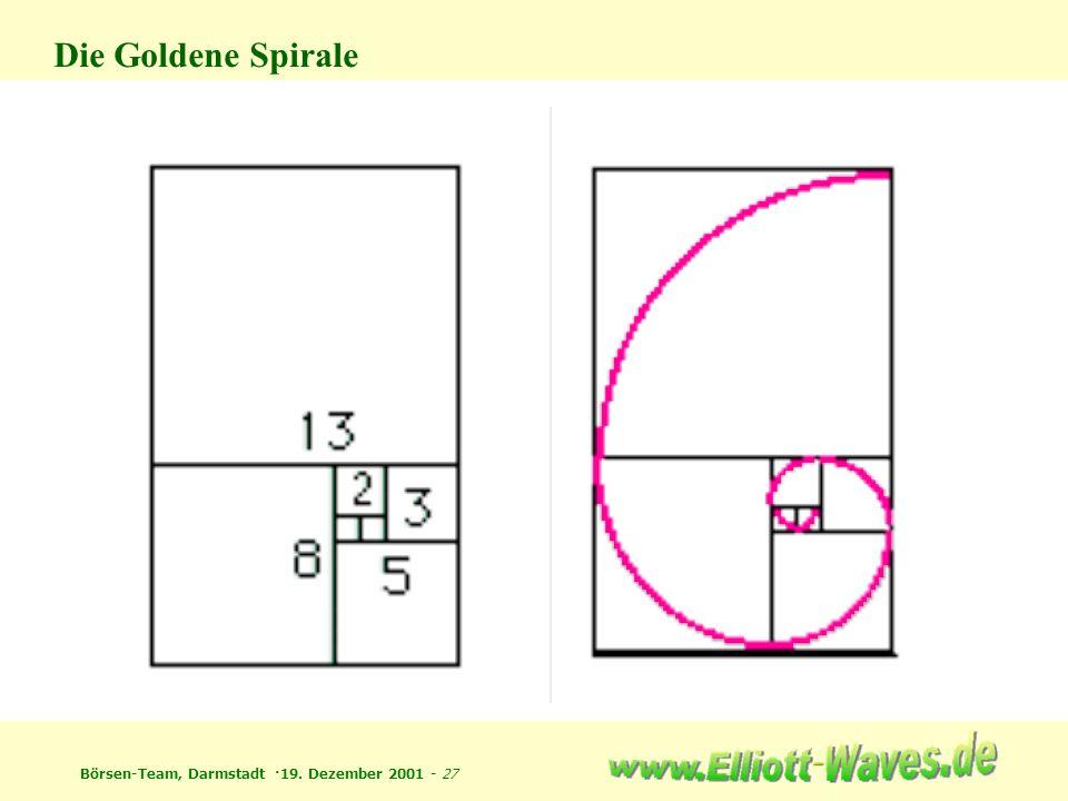Die Goldene Spirale