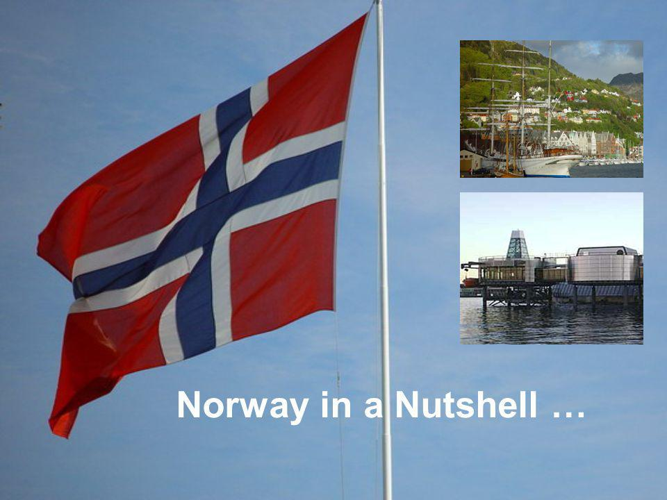 Norway in a Nutshell …