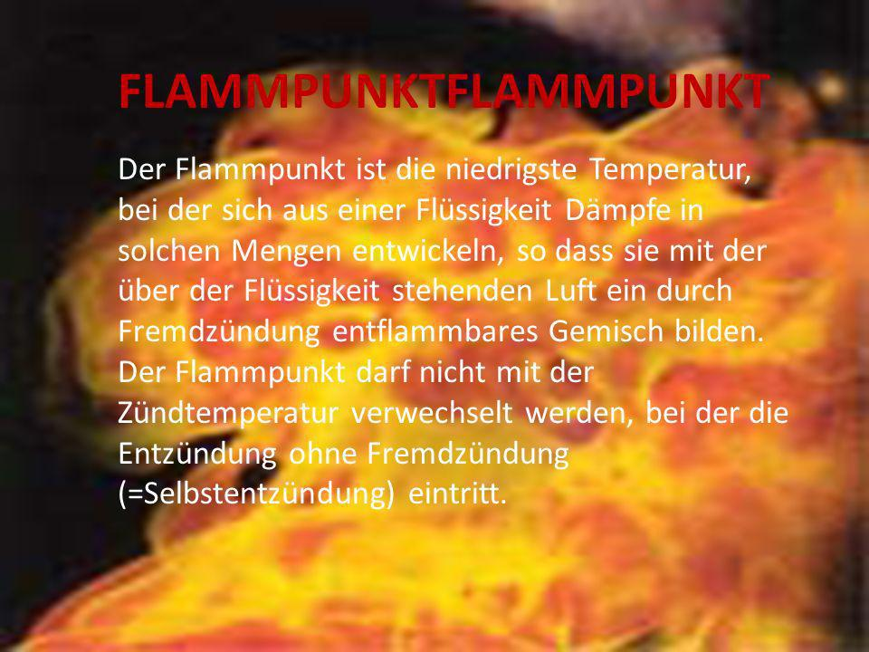 FLAMMPUNKTFLAMMPUNKT