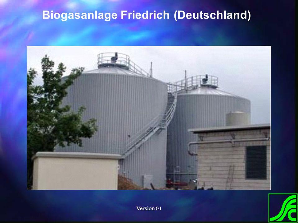 Biogasanlage Friedrich (Deutschland)