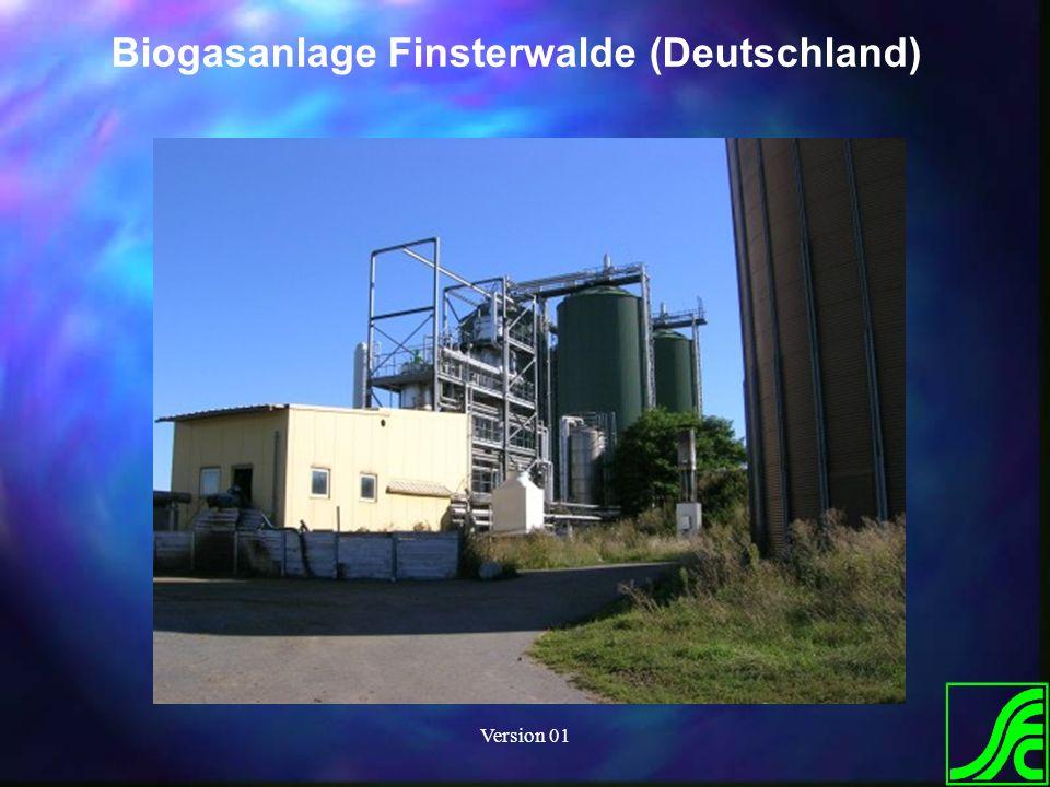Biogasanlage Finsterwalde (Deutschland)