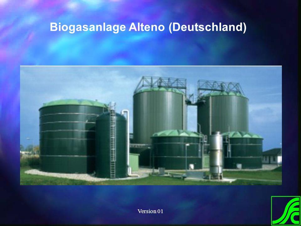 Biogasanlage Alteno (Deutschland)