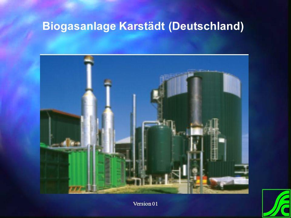 Biogasanlage Karstädt (Deutschland)